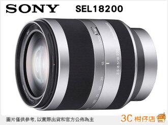送保護鏡/ SONY SEL18200 18-200mm 18-200 F3.5-6.3 OSS 變焦望遠鏡頭 NEX E接環 台灣索尼公司貨
