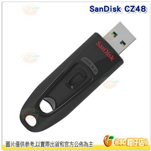 免運 SanDisk CZ48 256G USB 3.0 隨身碟 256GB 公司貨 高達 100MB/s讀取 文書處裡 儲存碟 快閃碟