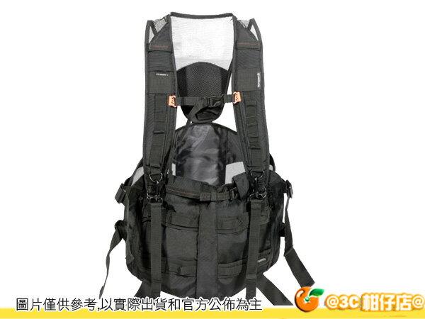 VANGUARD 精嘉 ICS 變型者 Vest L 專業 攝影背心 黑 相機背心 肩帶 可拆式
