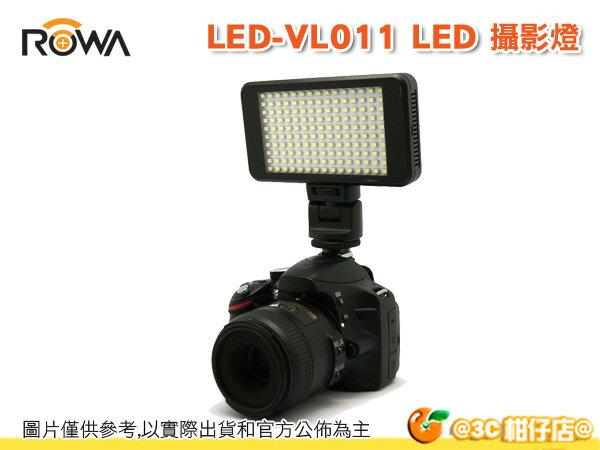 樂華 ROWA LED-VL011 內建鋰電池 LED 攝影燈 輕巧 薄型 補光燈 USB充電 行動電源 1
