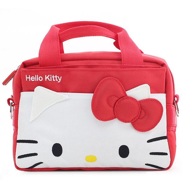 吉尼佛 JENOVA Hello Kitty 321 凱蒂貓 相機包 1機2鏡 小單眼 附防雨罩 英連公司貨 三麗鷗授權正版 - 限時優惠好康折扣
