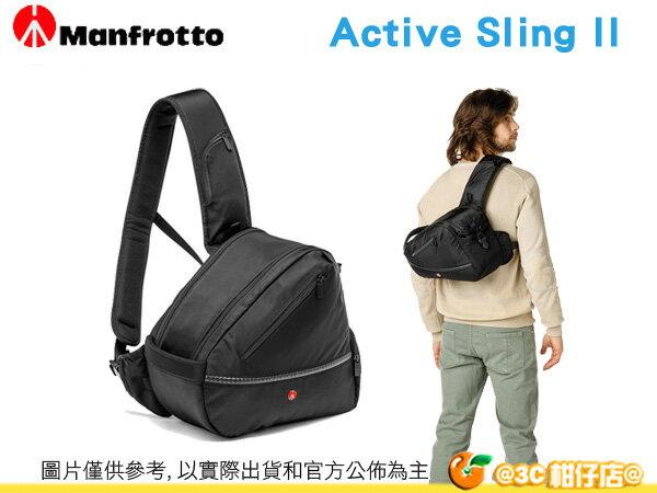 曼富圖 Manfrotto Active Sling II MB MA~S~A2 級三角斜