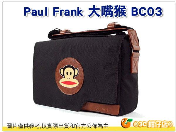 Paul Frank 大嘴猴 BC03 俏麗型側背相機包 黑色 湧蓮公司貨 0