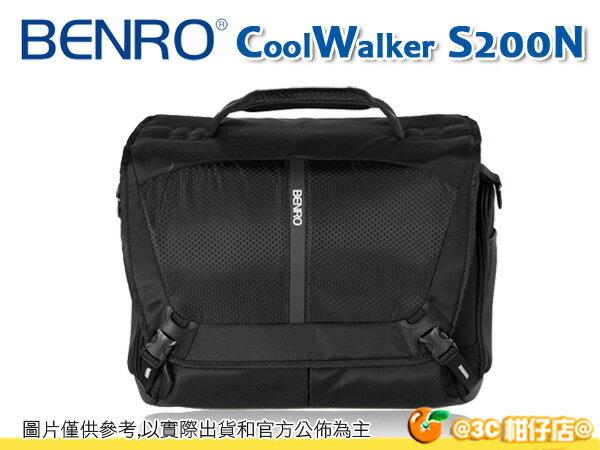 百諾 BENRO 酷行者攝影側背包 CWS200N 黑 單肩 相機包 12吋筆電 2機2鏡