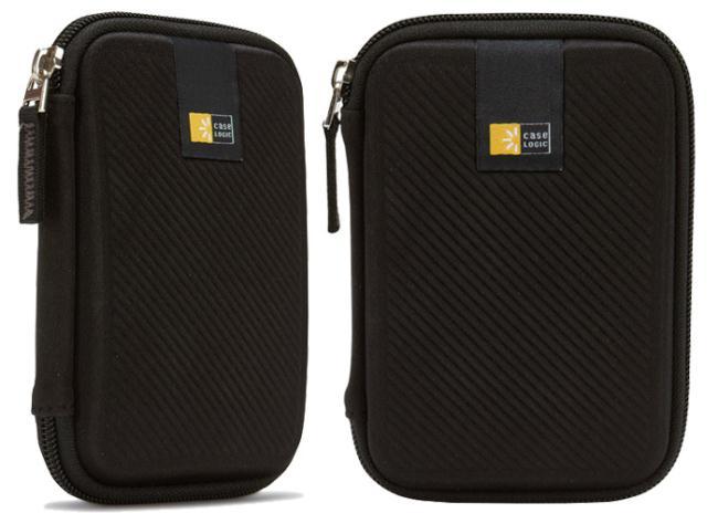 美國 Case Logic EHDC-101 EHDC101 2.5吋 隨身硬碟 黑 行動硬碟 大螢幕手機 保護收納包 防護 硬殼