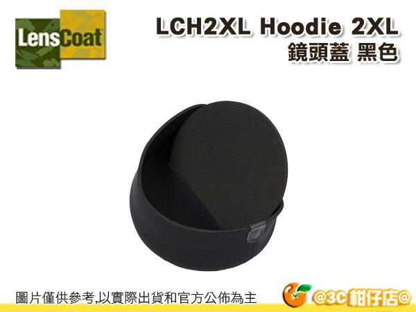 美國 Lenscoat LCH2XL 鏡頭蓋 保護套 特加大 Hoodie 2XLarge