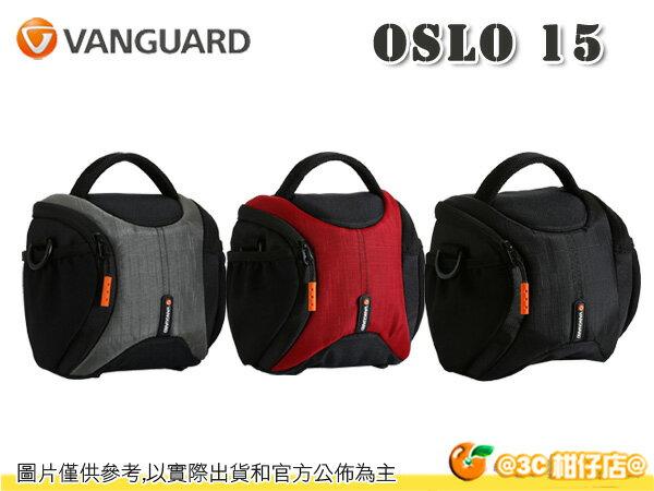 VANGUARD 精嘉 OSLO 15 單肩相機包 單眼 微單 隨身包 側背 1機1鏡1閃