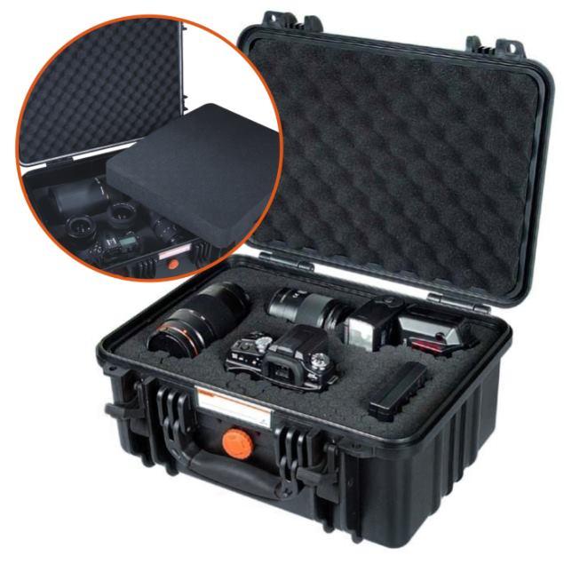 VANGUARD 精嘉 SUPREME 頂堅 27F 防水攝影箱 黑 防水 耐壓 硬殼 相機包 相機盒 相機箱 1