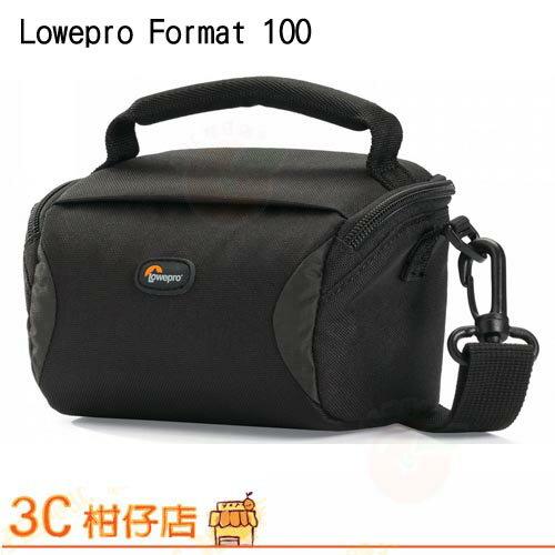 羅普 Lowepro Format 100 豪曼 100 黑 相機背包 立福公司貨