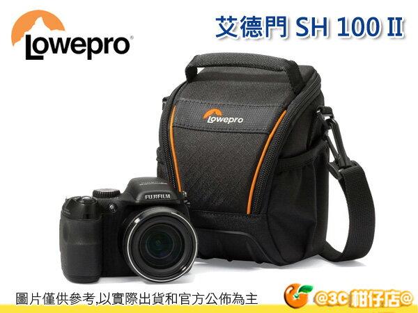 LOWEPRO 羅普 艾德門 SH 100 II 單肩斜背包 微單眼 1機1鏡 攝影機 GoPro 運動攝影機 立福公司貨
