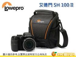 LOWEPRO 羅普 艾德門 SH 100 II 單肩斜背包 微單眼 1機1鏡 攝影機 GoPro 運動攝影機 公司貨
