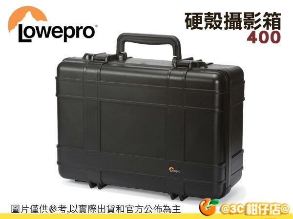 Lowepro 羅普 Hardside 400 硬殼攝影箱 單眼 手提箱 防水 防撞 70-200 IP67 後背包