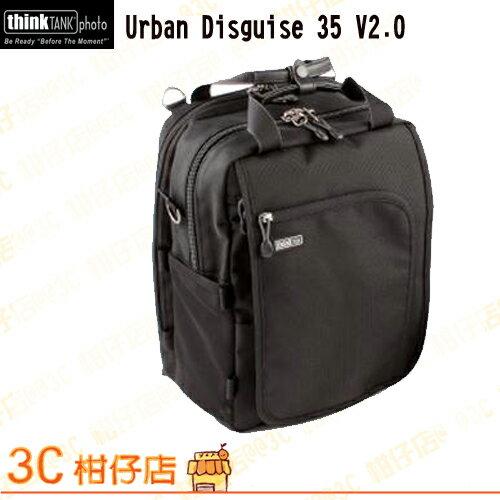 送佳麗寶拭鏡布 ThinkTank Urban Disguise 35 V2.0 斜肩 側背包 UD35 單肩 後背包 5D3 D7000 D800 A7R A99