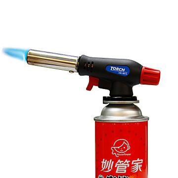 妙管家 防衝火噴槍HK-001S  台灣製造 防衝火設計 瓦斯罐噴槍 - 限時優惠好康折扣