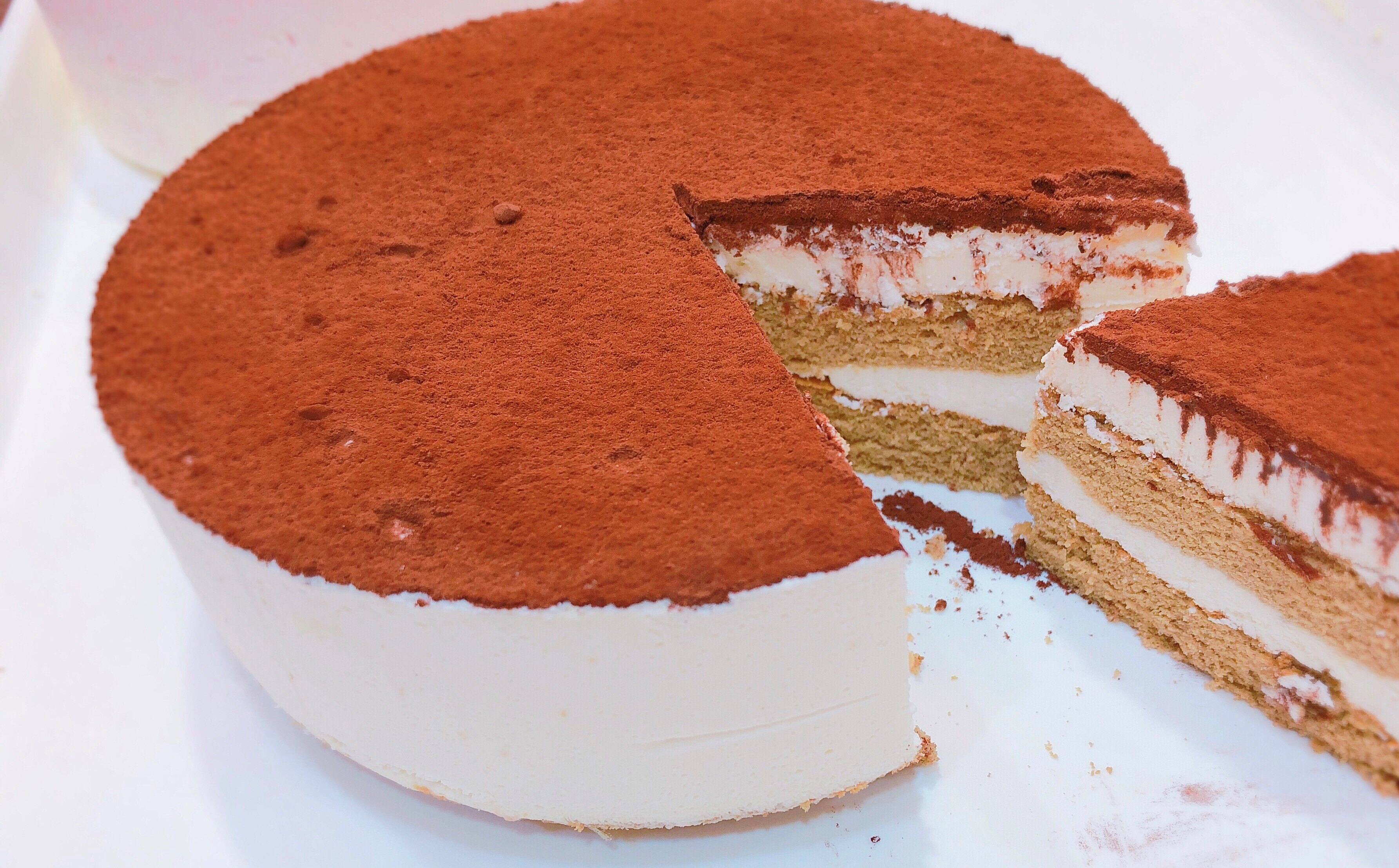 6吋提拉米蘇蛋糕 蛋糕/甜點/下午茶/彌月蛋糕