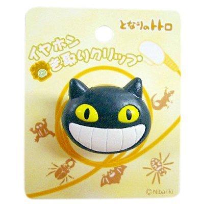 【真愛日本】10102700061 蝙蝠-咧嘴笑捲線器 龍貓 TOTORO 豆豆龍 集線器 日本帶回