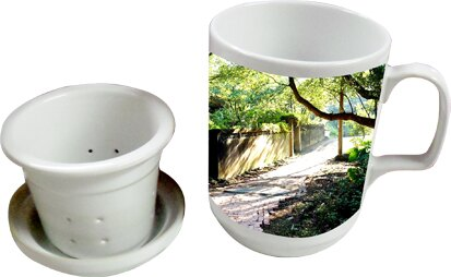 客製化三件式濾茶杯 客製化 濾茶杯 送禮