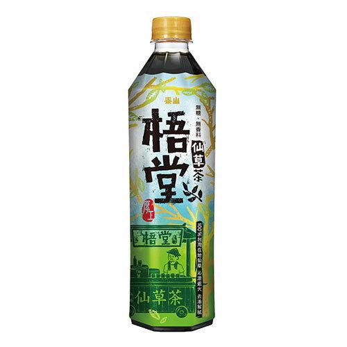 梧堂仙草茶500ml*4【愛買】