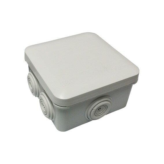 法國防水接線盒 80x80x45mm 92012 防水盒 接線盒
