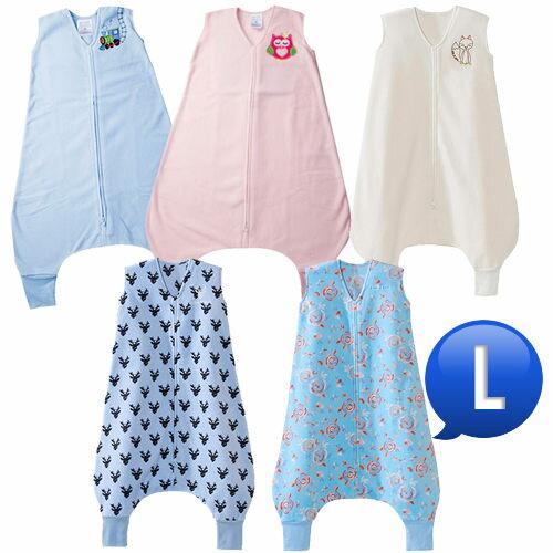 【淘氣寶寶】美國 HALO 防踢包腳包巾/睡袋 刷毛/薄棉 L號【美國第一大嬰童睡袍品牌】