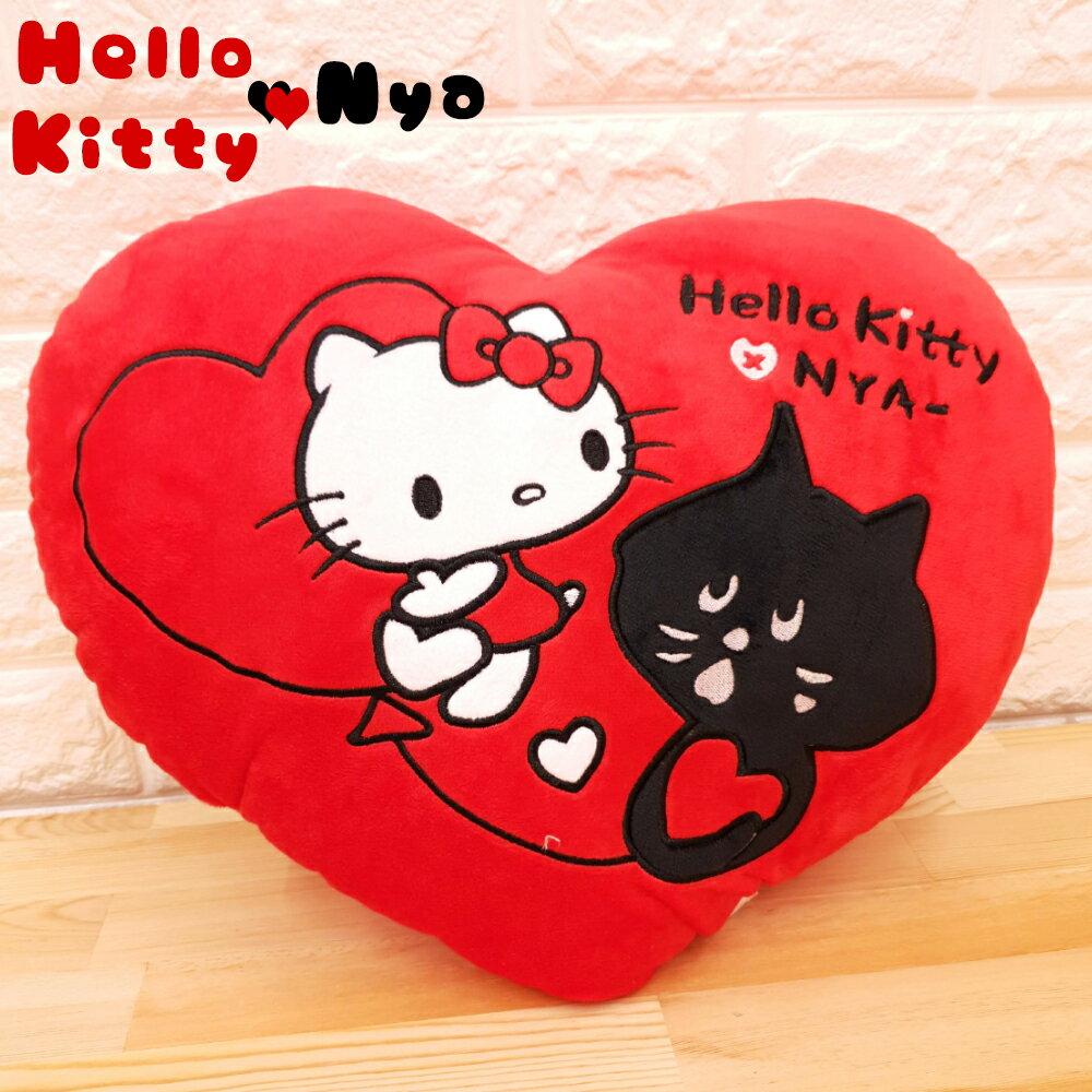 """[獨家]🐈日本授權""""KITTY""""系列雙人床包組  / 涼被[ Nya貓聯名款 ]現在買床包組就送$360聯名款抱枕一顆 3"""