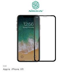 【東洋商行】APPLE iPhone XR NILLKIN 3D CP+ MAX 疏油疏水 滿版鋼化玻璃貼 9H硬度 螢幕玻璃保護貼