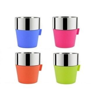 【晨光】Driver 雙層咖啡杯350ml-共4色(201788)【現貨】