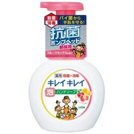 LION 獅王 手部泡沫清潔液 洗手乳 250ml 綜合果香