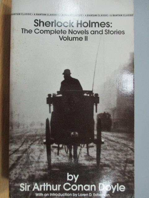 【書寶二手書T1/原文小說_MAX】Sherlock Holmes:The Complete…Vol.II
