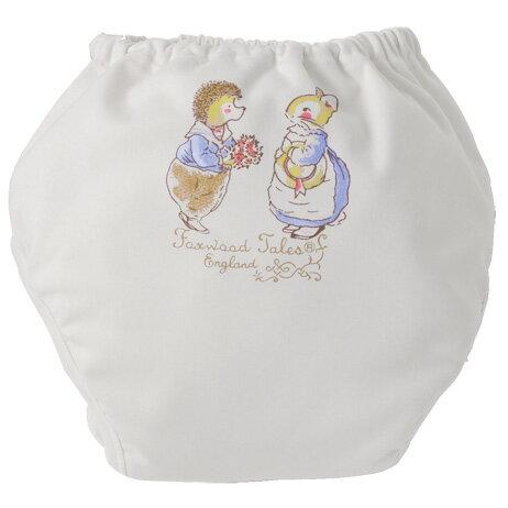 『121婦嬰用品館』狐狸村 超吸濕透氣練習褲 XL -白 - 限時優惠好康折扣