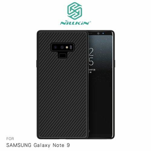 【東洋商行】SamsungGalaxyNote9NILLKIN纖盾系列硬殼背蓋碳纖維保護殼手機殼背殼