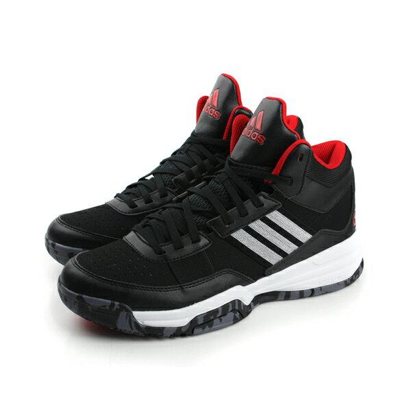 adidas Lockdown 運動鞋 籃球鞋 黑 男款 no183