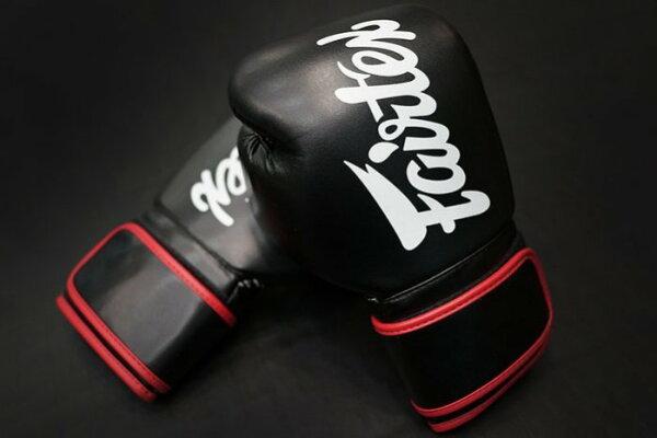 [古川小夫]Fairtex12oz健身房拳擊手套~重擊打沙袋拳套~ProStyle~個性化改裝