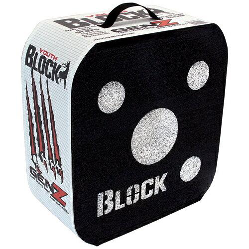Block 51000 Block Genz Youth Archery Target 16Hx17Wx7.5D. Wt: 6.25 lbs. thumbnail