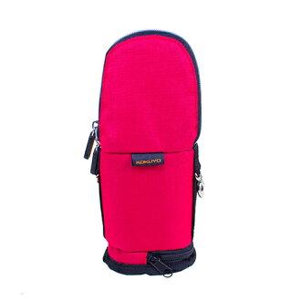 【KOKUYO】 critz多功能直立式筆袋-小(紅色) PC008-R