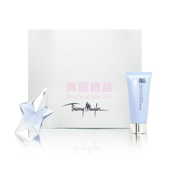 ThierryMuglerAngel女用香水兩件禮盒組【特價】§異國精品§