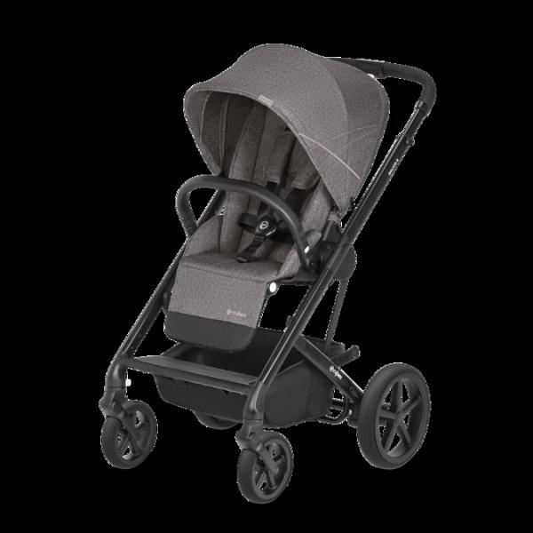 【2018全新上市】德國【Cybex】BALIOSS嬰兒手推車(0~4歲)灰色
