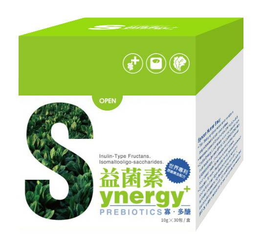 有賀-益菌素PLUS-10g*30包盒【美十樂藥妝保健】