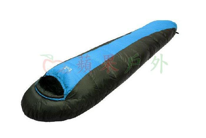 【【蘋果戶外】】吉諾佳 AS200B 超保暖型羽絨睡袋 絨重200g Lirosa 僅800g 背包客打工遊學