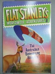 【書寶二手書T1/原文小說_MQE】The Australian Boomerang Bonanza_Brown, Jeff/ Greenhut, Josh/ Pamintuan, Macky (ILT)