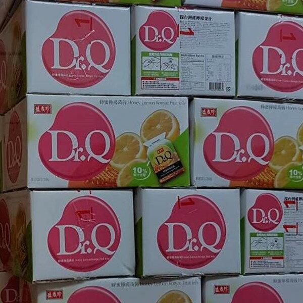 (台灣)盛香珍Dr.Q蒟蒻量販箱1箱6000公克特價849元(最流行的擠壓式袋型果凍盛香珍Dr.Q擠壓式果凍)