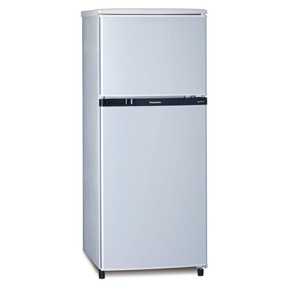 Panasonic 國際牌 130公升雙門冰箱 NR-B138T-SL