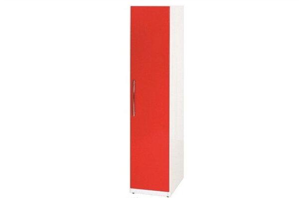 【石川家居】822-01(紅白色)衣櫥(CT-108)#訂製預購款式#環保塑鋼P無毒防霉易清潔