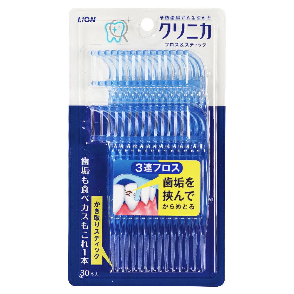 【獅王】3弦淨潔牙線棒 0