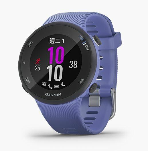 Garmin Forerunner 45 / 45SGPS 腕式光學心率跑錶 智慧跑錶 / 運動休閒 / 正版【H.Y SPORT】 3