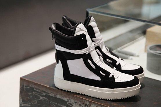 韓國 高筒 明星著用 訂製鞋 ! 高品質