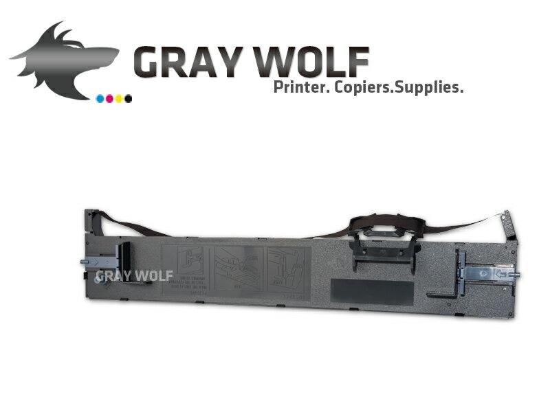 【非印不可】EPSON LQ-690/LQ695 點陣印表機專用相容色帶