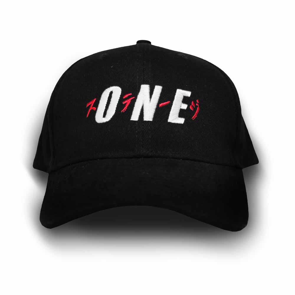 STAGEONE ICHIBAN BASEBALL CAP 黑色 / 紅色 / 白色 三色 3
