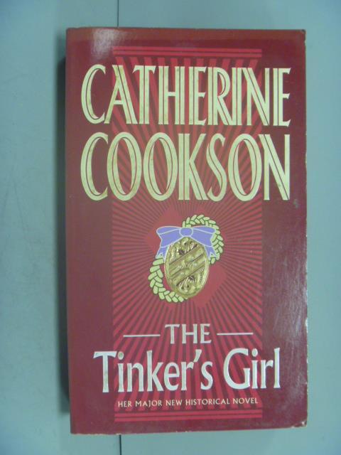 ~書寶 書T6/原文小說_LDV~The Tinker #x27 s Girl_Cathe