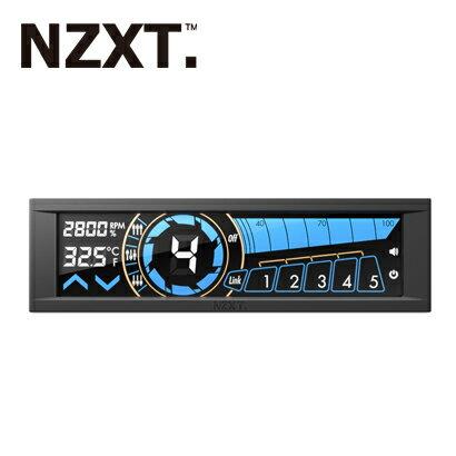 NZXT恩傑Sentry3觸控式溫度風扇監控面板LED背光可關閉夜間開機不刺眼【迪特軍】